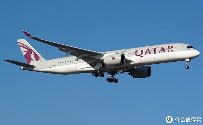 全球首架A350-900 A7-ALA