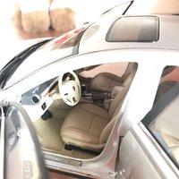 荣威550车模使用介绍(天窗|方向盘|保险带|地盘|后悬挂)