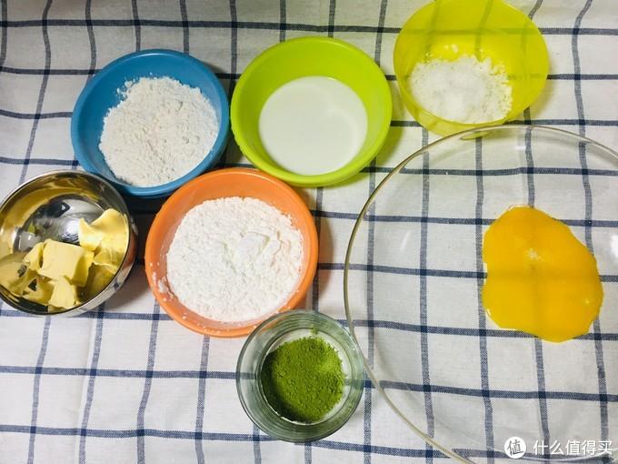 入坑抹茶粉——感受春天的那抹绿(内附美食)