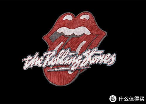滚石乐队大舌头标志性logo
