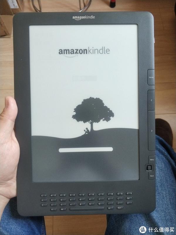 图书馆猿の新二手大号泡面盖:Kindle DXG