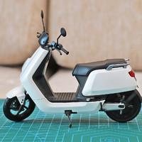 小牛 N1S 电动车使用总结(大灯|水口|坐垫|后轮|脚踏板)