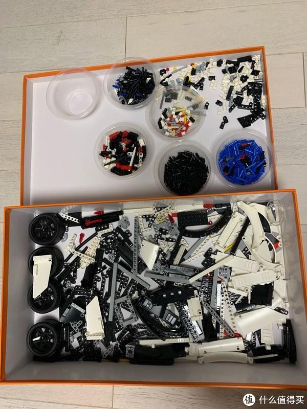 乐高42096 保时捷911 RSR 开箱评测
