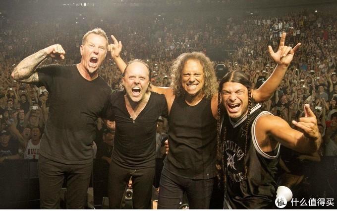 Metallica的老爷子们
