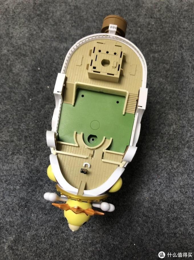 开船咯,开船咯——万代桑尼号开箱