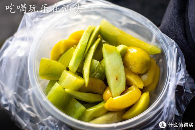 甘草水果34元