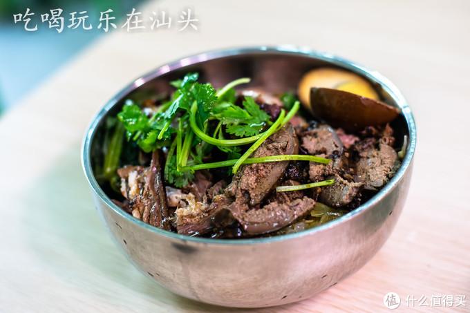 豪华鹅肉饭25元