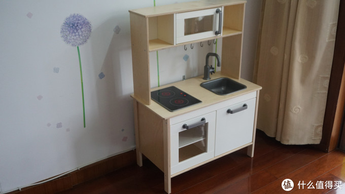 宜家杜克迪儿童厨房玩具,满足你家孩子喜欢做菜这件事