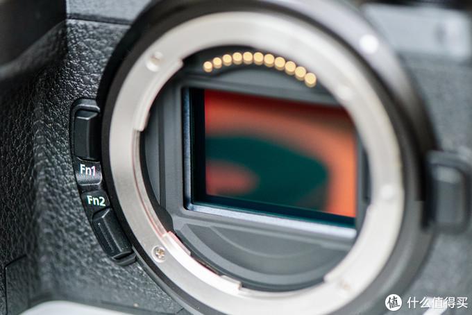 相机前部自定义按钮