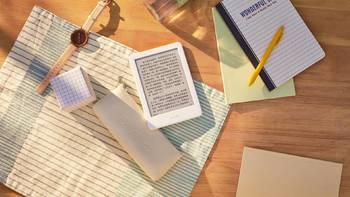 亚马逊 全新Kindle Paperwhite 4 电子书阅读器使用体验(内存|功能)