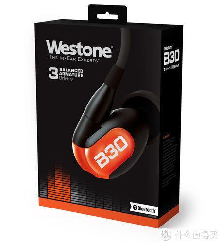 三单元动铁、重低音倾向:Westone 威士顿 B30 上架开售