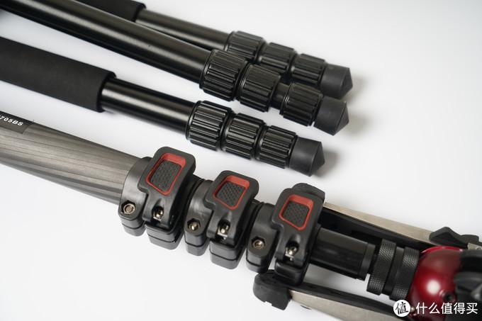 使用上和200元的脚架有多大区别?--Miliboo MTT705BS-NT碳纤维独脚架体验报告