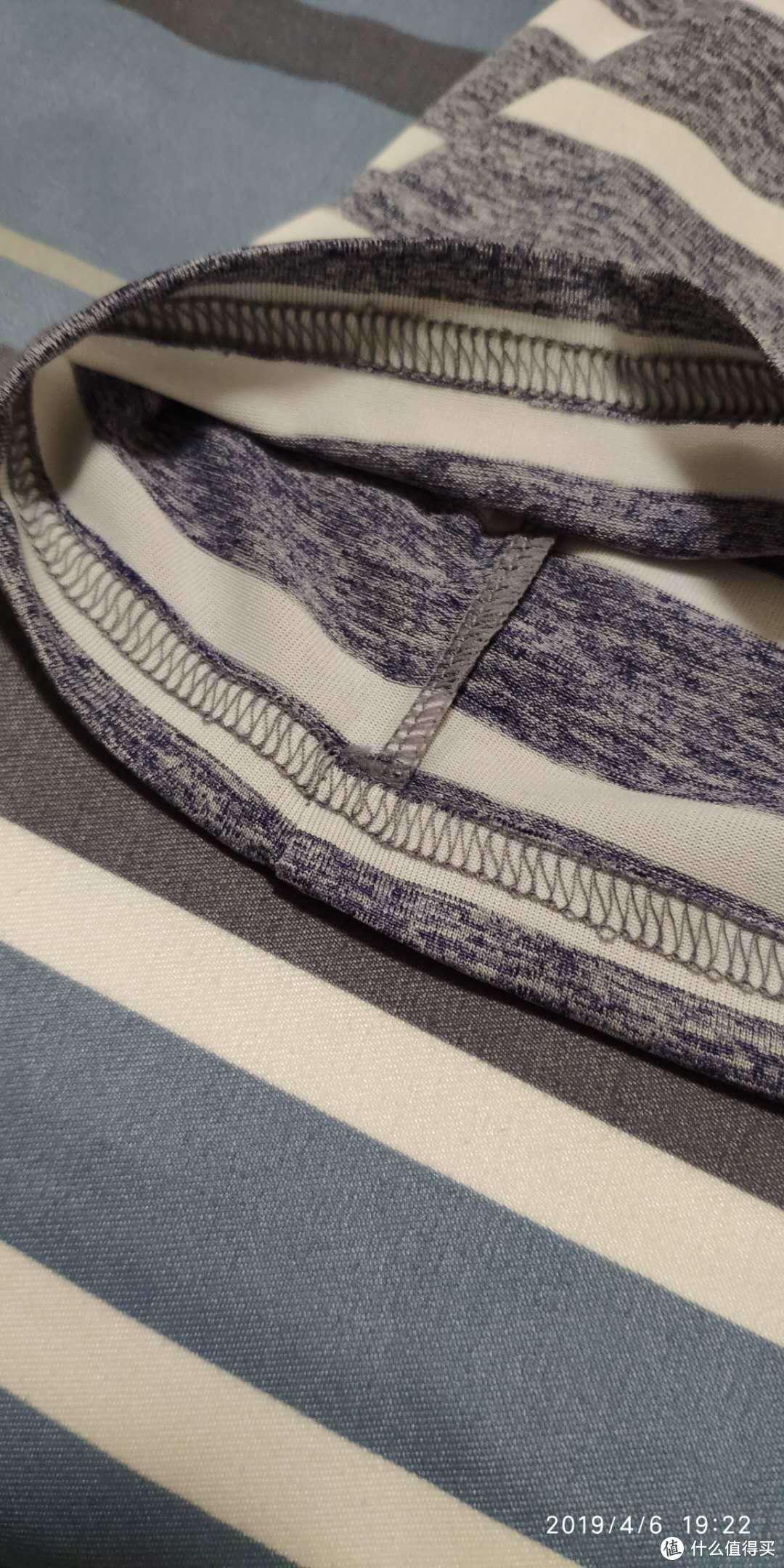 一件睡衣的自白——淘宝心选 男女式凉感家居服睡衣套装众测报告