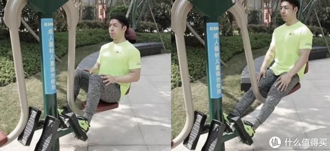 还在为没处健身而犯愁?其实这些社区公共健身器材照样可以撸!