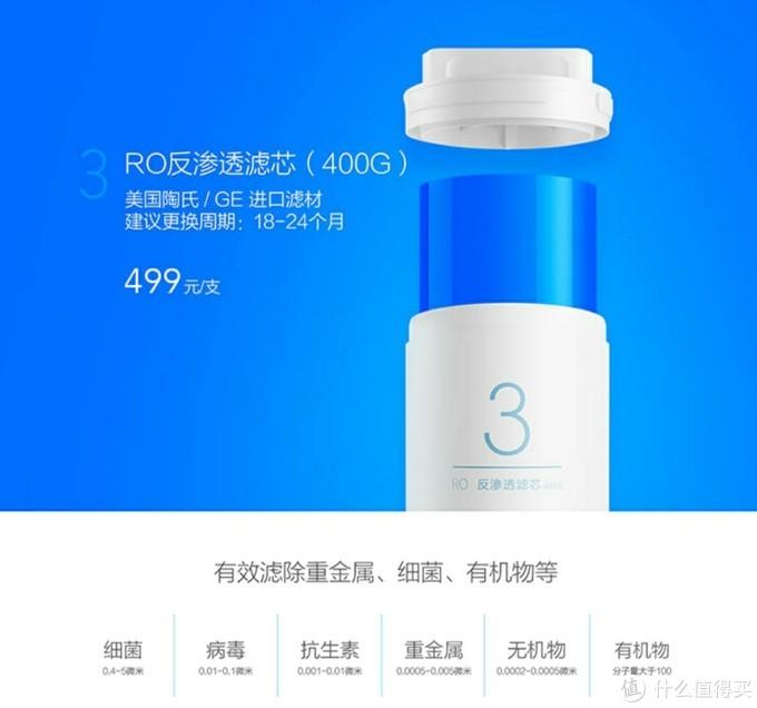 小米MR424-A厨下式反渗透净水器使用一年感受