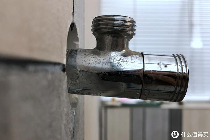 水电工的错,淘宝小物来拯救,装出完美效果的淋浴龙头