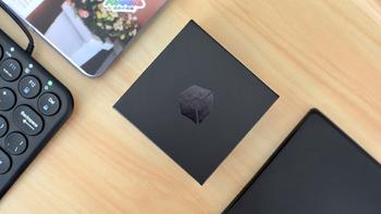 花生壳 盒子外观展示(电源线|尺寸|配色|指示灯|材质)