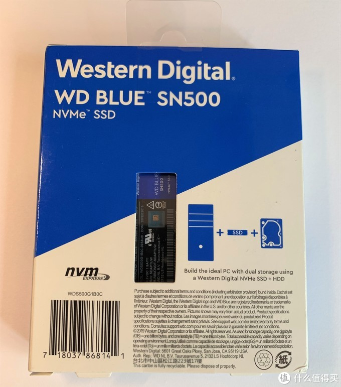 西数蓝盘SN500及win10迁移的血泪史