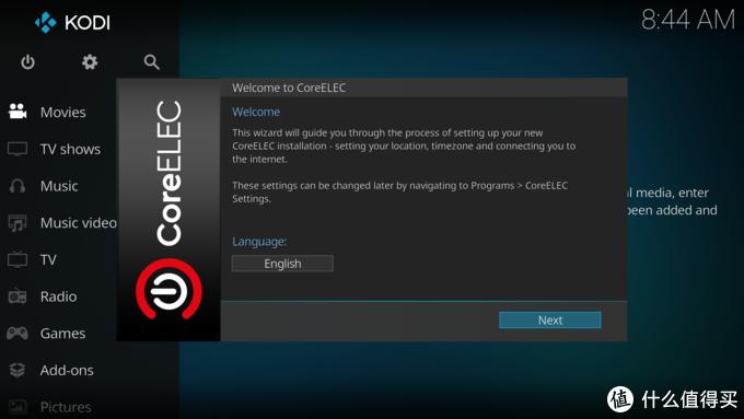 N1上运行CoreElec