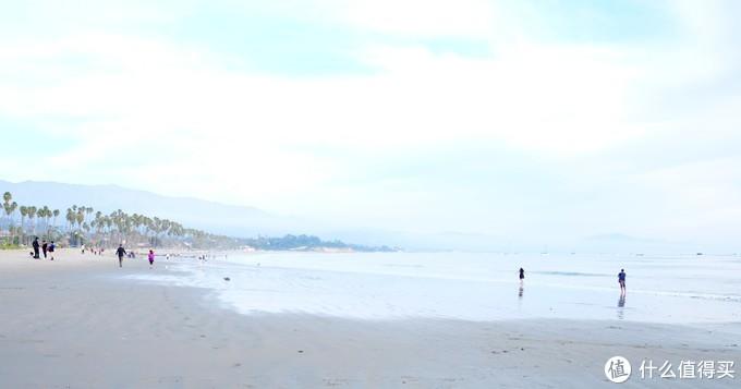 圣芭芭拉海滩
