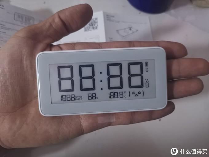 种草米家温湿检测电子表