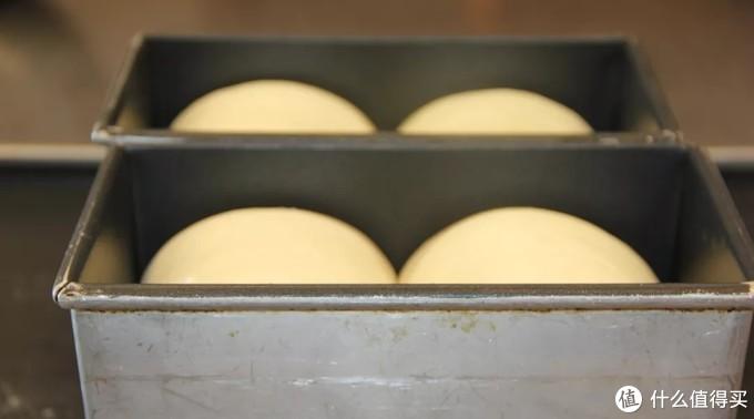 7~8成高满的发酵状态,已经是完美。