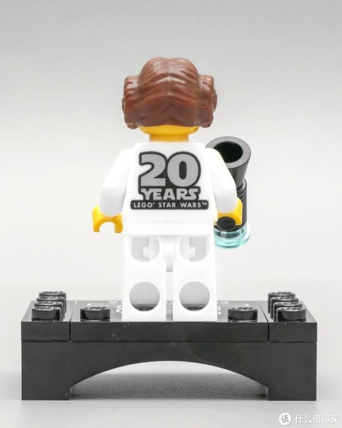 二十年的惊人变化:乐高星球大战系列 75243 奴隶一号(附20周年纪念套装购买建议)