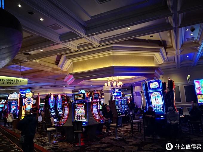 24小时营业的赌场,几乎每家酒店都有