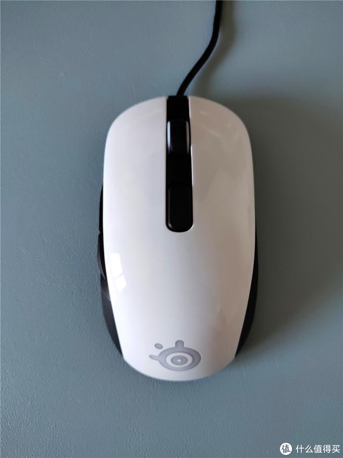 致敬KANA——赛睿 RIVAL 106 鼠标