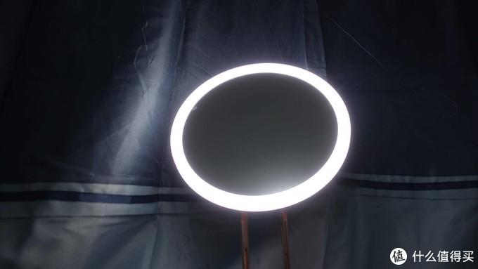 精致的悦已生活~开始!——斐色耐芭蕾LED化妆镜使用有感
