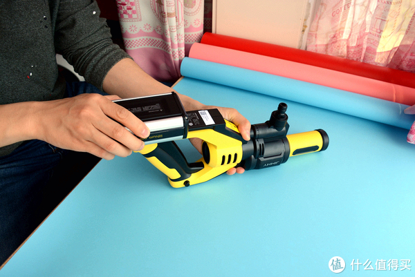 洗车无需太麻烦,高水压大流量易上手:莱克吉米手持无线冲洗枪评测