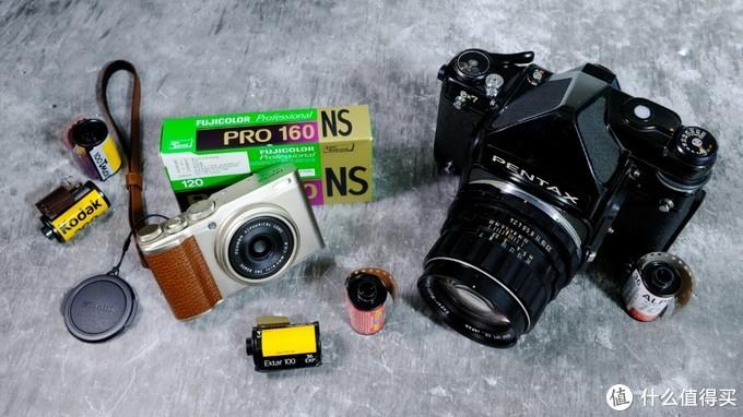 随便聊聊我的小相机--富士X-E3