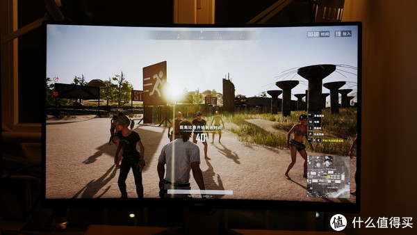 预算三千可以买到一台怎样的游戏显示器  明基BenQ EX3203R