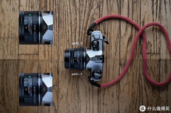 胶片时代手动镜头转接索尼a7m3 - 50mm小横评