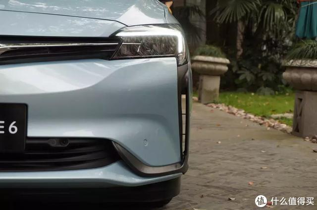 别克VELITE6初体验:纯电动车新思路