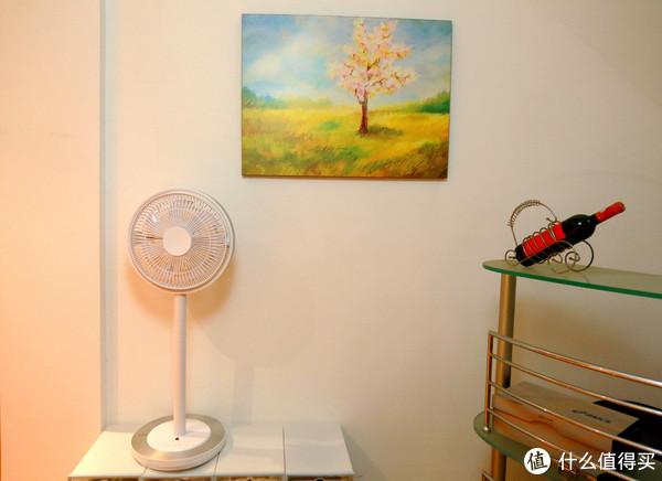 带来一夏清凉温柔的风 日本kamomefan静音海鸥电风扇入手体验