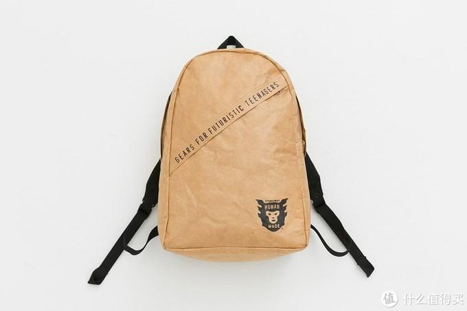 """雨天淋不湿:NIGO 主理的 HUMAN MADE 推""""纸袋""""背包"""