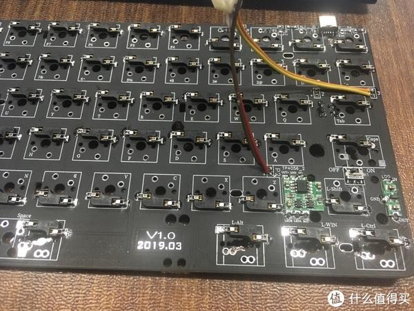 稳压模块和锂电连接线