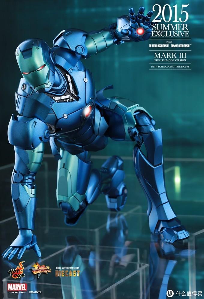 MARK III (STEALTH MODE VERSION)