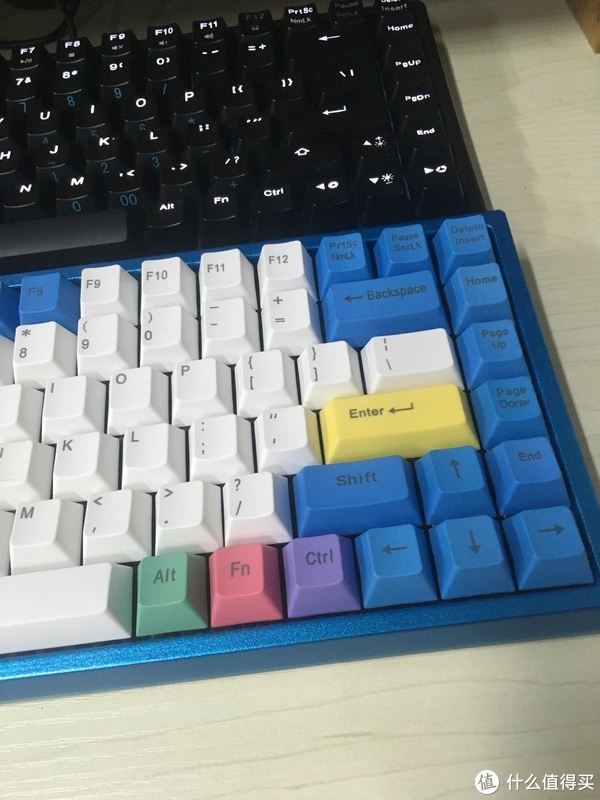 客制化84键机械键盘的折腾记录