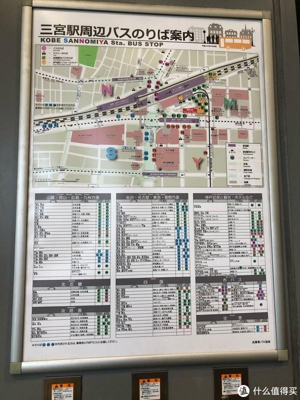 车站周围地图