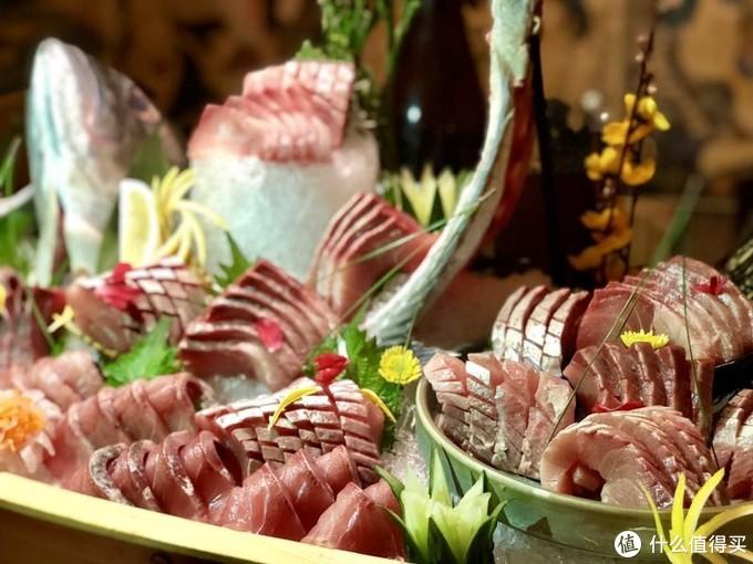 日料测评 篇四 日料爱好者的吃鱼之路,兼评市面常见深海鱼