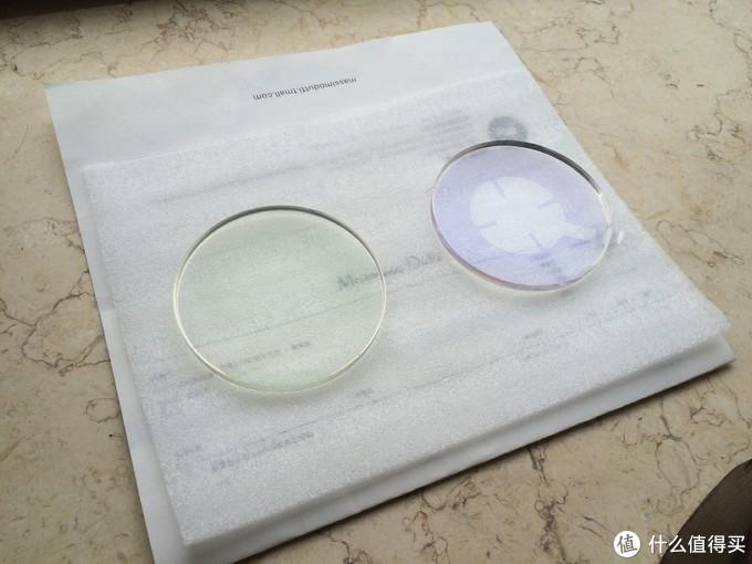 震惊!依视路A4钻晶滤蓝光还不如几十块的国产镜片?