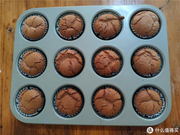 深层次口感的巧克力杯子蛋糕,小巧精致不轻奢
