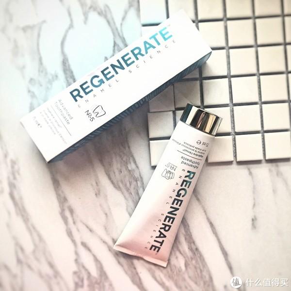 牙膏中的爱马仕-Regenerate美白牙膏