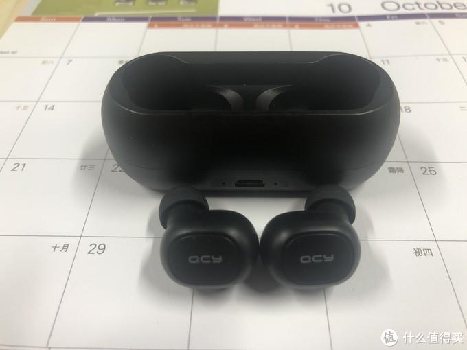 入门款--QCY T1蓝牙耳机简评