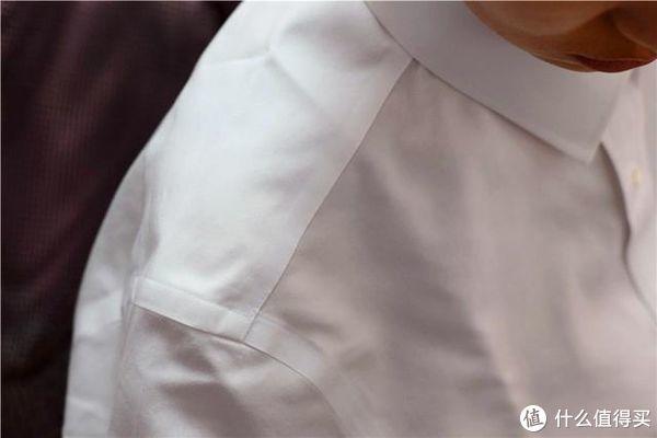 黑科技加持,无惧油渍、水渍,90分三防衬衫懒人必备