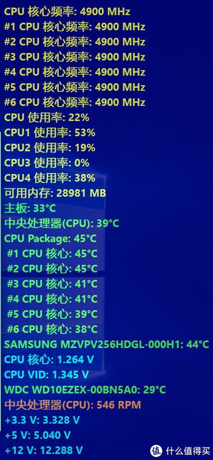 8600K上RoG M8H以及利民MACHO REV.B风冷换扇对比