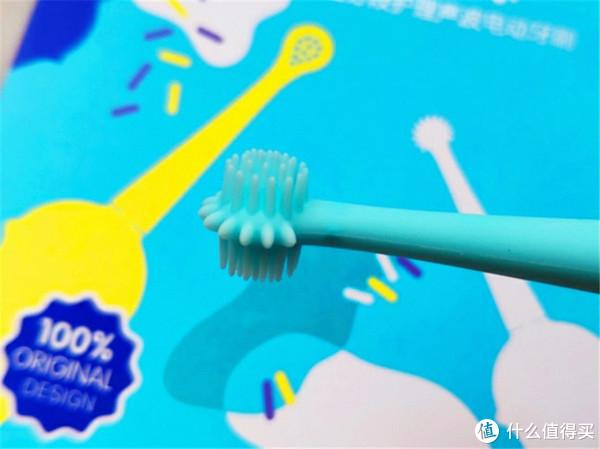 usmile冰淇淋电动牙刷体验,儿童刷牙习惯养成,兴趣很重要!