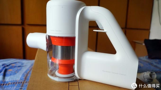 真的可以一半价格高端享受?--米家手持无线吸尘器众测